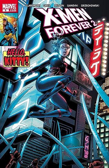 X-Men Forever 2 (2010-2011) #9