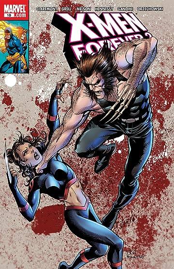 X-Men Forever 2 (2010-2011) #10