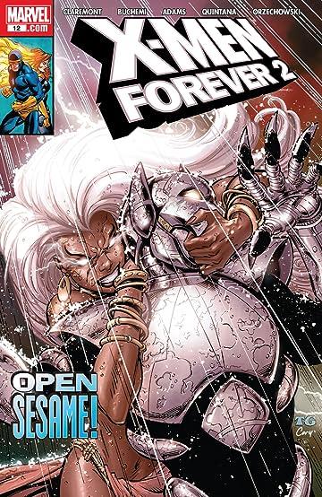 X-Men Forever 2 (2010-2011) #12