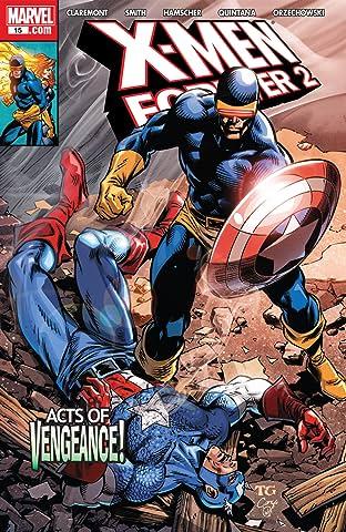 X-Men Forever 2 (2010-2011) #15