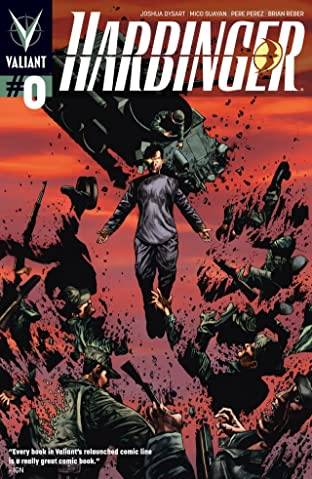 Harbinger (2012- ) No.0: Digital Exclusives Edition