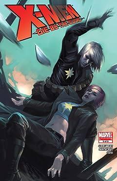 X-Men: Die By The Sword (2007) #3 (of 5)