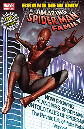 Amazing Spider-Man Family (2008-2009) No.1