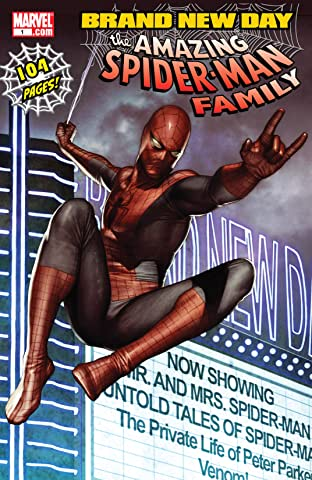 Amazing Spider-Man Family (2008-2009) #1