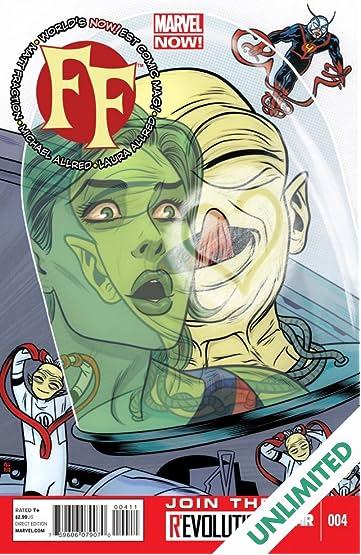 FF (2012-2014) #4