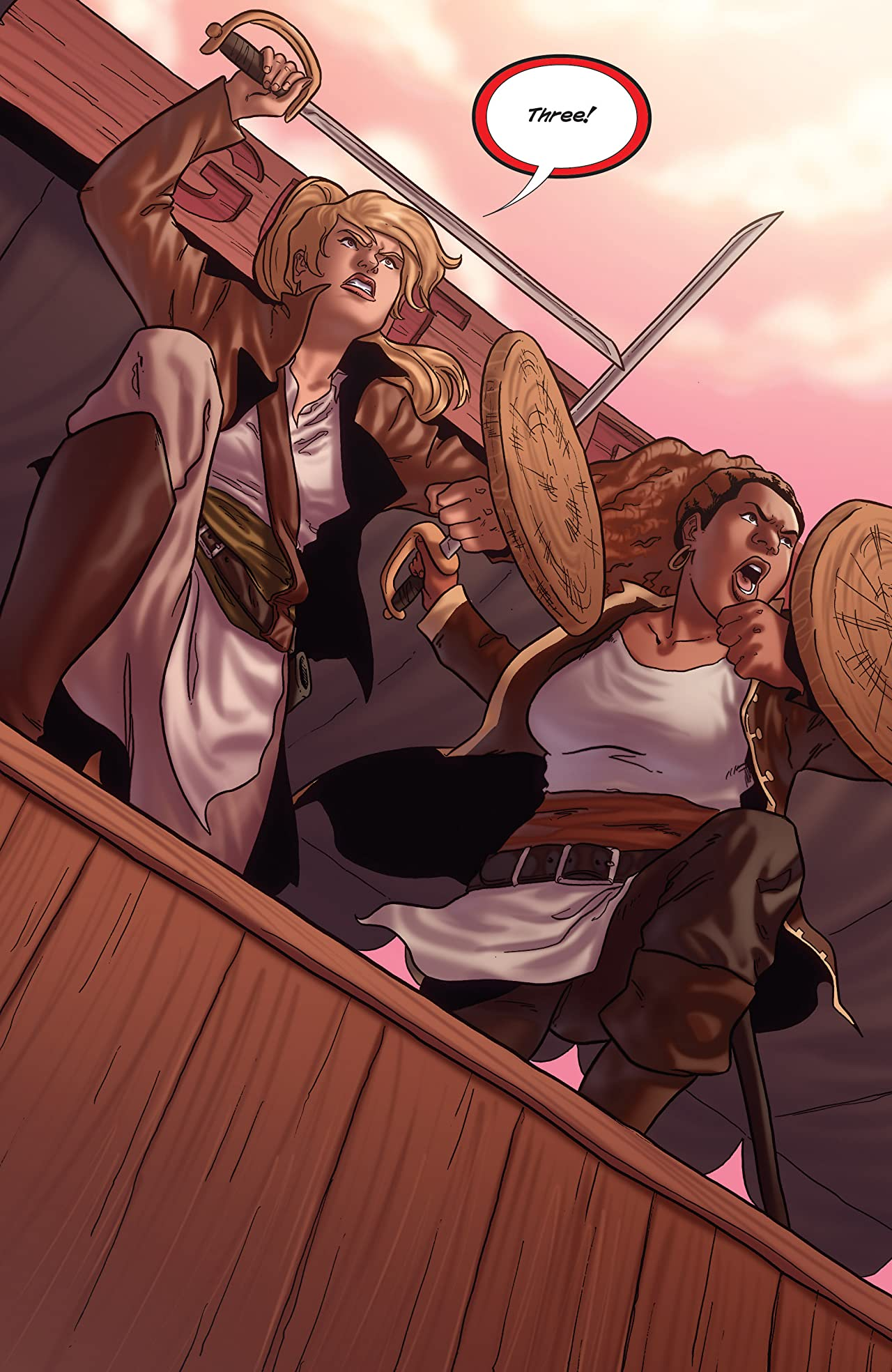 Princeless- Raven: The Pirate Princess #7