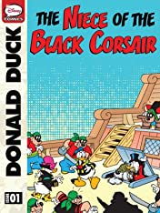 Donald Duck and the Niece of the Black Corsair