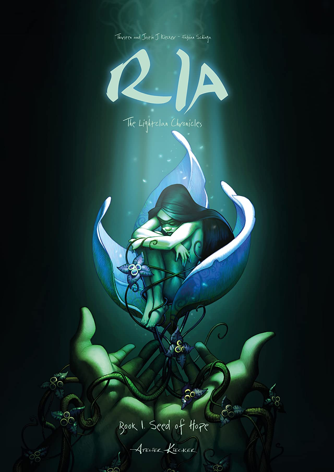 Ria - The Lightclan Chronicles Vol. 1: Seed of Hope