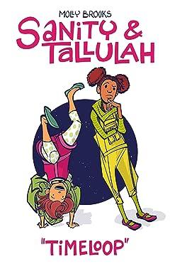 Sanity & Tallulah: Plucky Teen Girl Space Detectives #2
