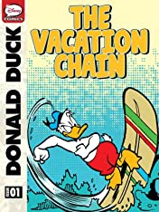 Donald Duck and the Vacation Chain