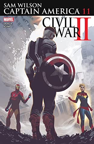 Captain America: Sam Wilson (2015-) #11