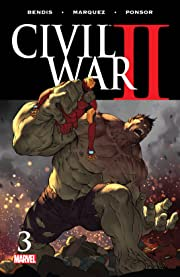 Civil War II (2016) #3 (of 8)