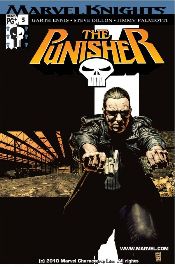 The Punisher (2001-2003) #5