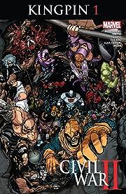 Civil War II: Kingpin (2016) #1 (of 4)