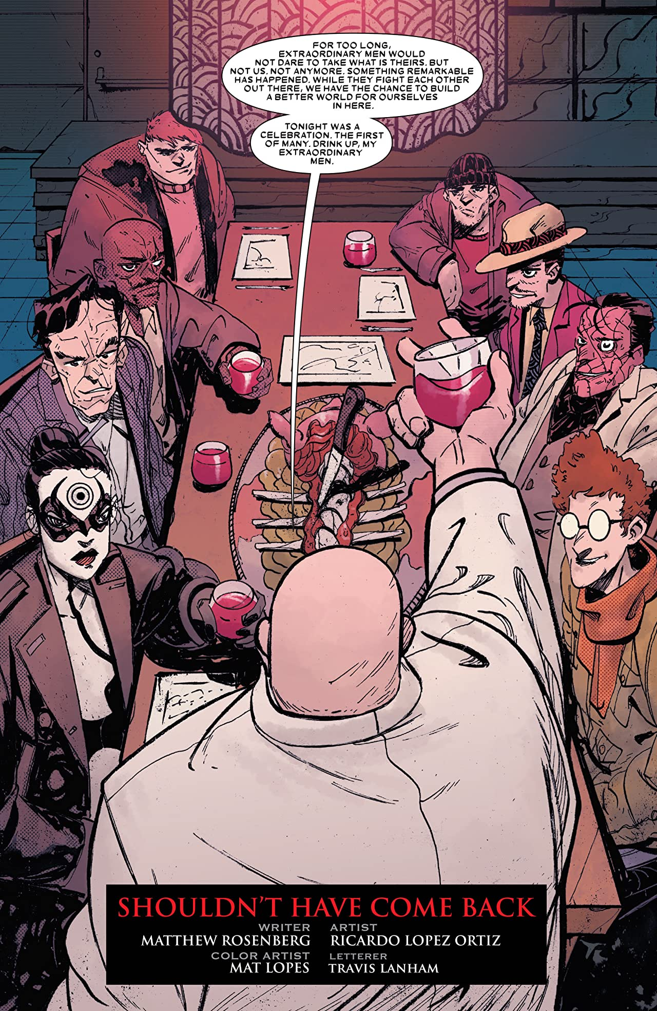 Civil War II: Kingpin (2016) #1 (of 4)