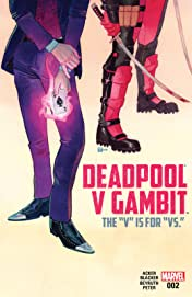 Deadpool v Gambit (2016) #2 (of 5)