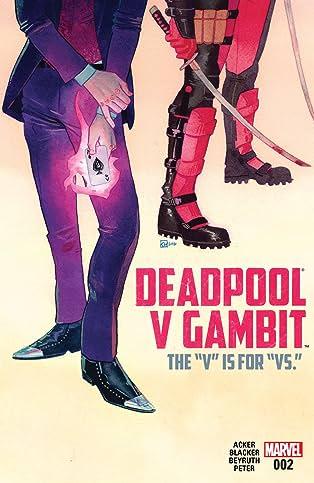 Deadpool v Gambit (2016) #2 (of 5)
