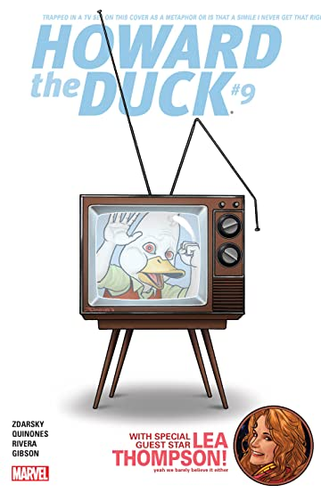 Howard The Duck (2015-2016) #9