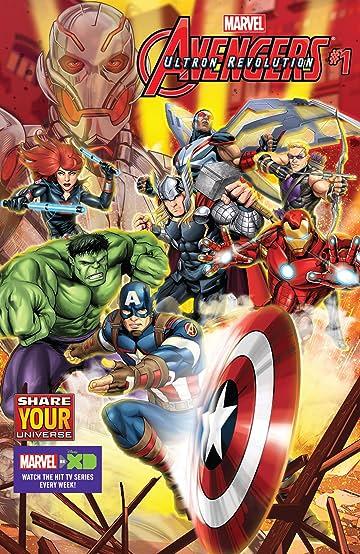 Marvel Universe Avengers: Ultron Revolution (2016-2017) #1