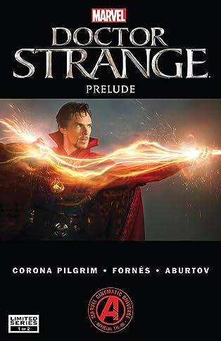 Marvel's Doctor Strange Prelude (2016) #1 (of 2)
