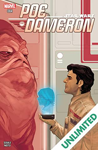 Star Wars: Poe Dameron (2016-2018) #4