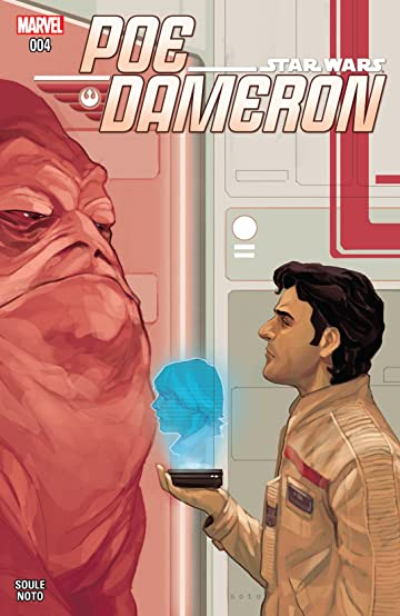 Star Wars: Poe Dameron (2016-) #4