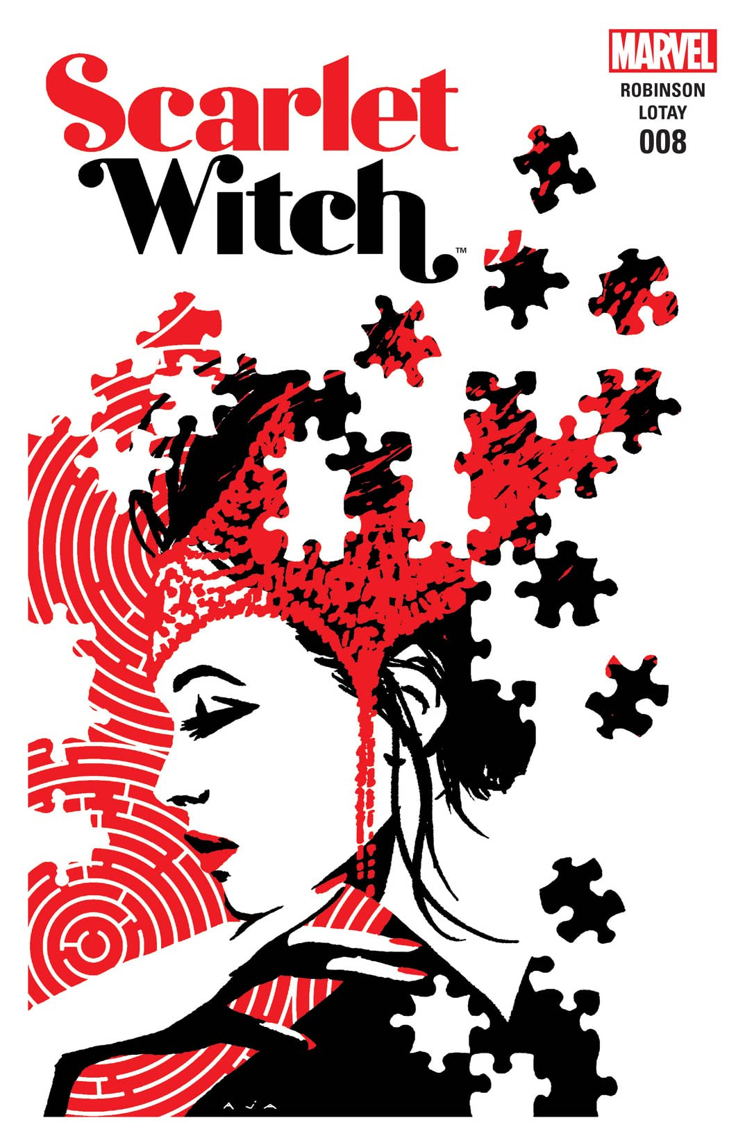 Scarlet Witch (2015-2017) #8