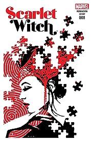 Scarlet Witch (2015-2017) #8