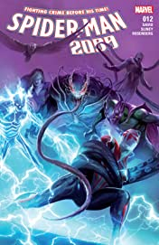 Spider-Man 2099 (2015-2017) #12