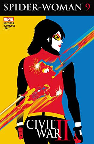 Spider-Woman (2015-2017) #9