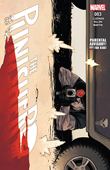 The Punisher (2016-2018) #3