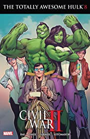 The Totally Awesome Hulk (2015-2017) #8