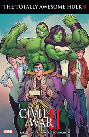 The Totally Awesome Hulk (2015-) #8