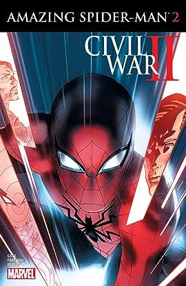 Civil War II: Amazing Spider-Man (2016) #2 (of 4)