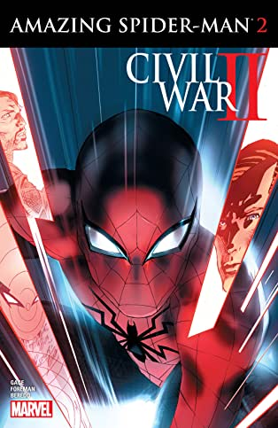 Civil War II: Amazing Spider-Man (2016) #2 (of 4)