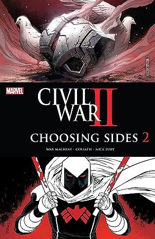 Civil War II: Choosing Sides (2016) #2 (of 6)