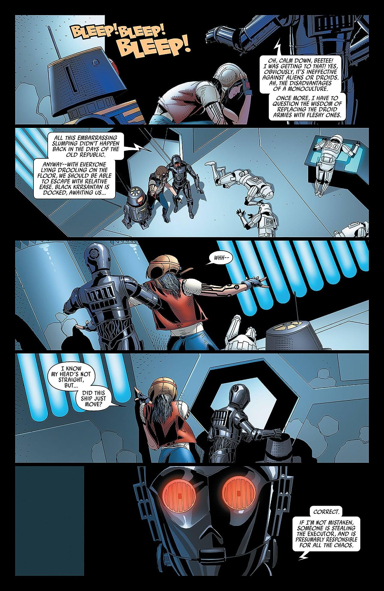Darth Vader (2015-2016) #23