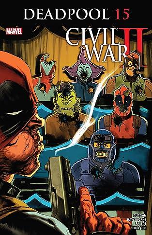 Deadpool (2015-2017) #15