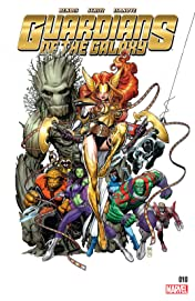 Guardians of the Galaxy (2015-2017) #10