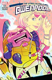 Gwenpool, The Unbelievable (2016-2018) #4