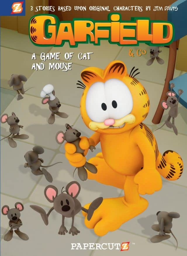 Garfield And Company Vol 5 A Game Of Cat And Mouse Comics By Comixology