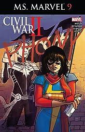 Ms. Marvel (2015-) #9