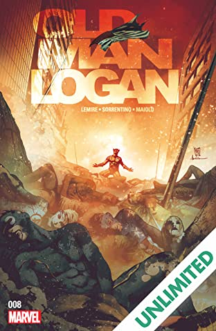 Old Man Logan (2016-2018) #8