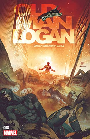 Old Man Logan (2016-) #8