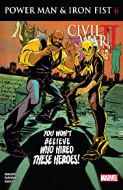 Power Man and Iron Fist (2016-2017) #6