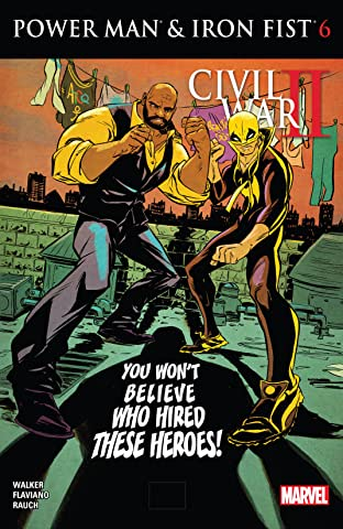 Power Man and Iron Fist (2016-2017) No.6