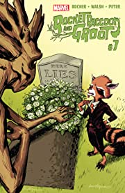 Rocket Raccoon and Groot (2016) #7