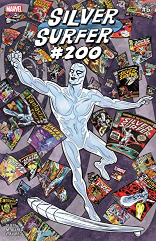 Silver Surfer (2016-2017) #6