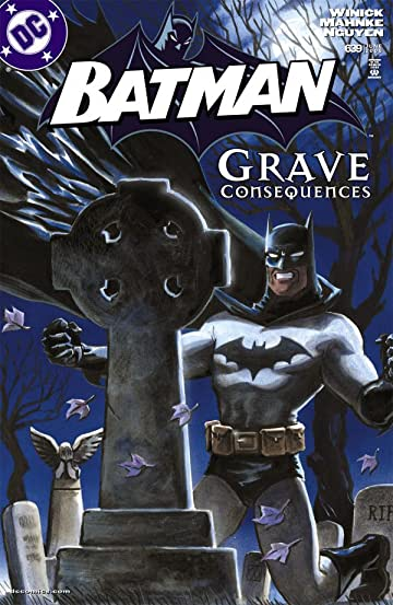 Batman (1940-2011) #639
