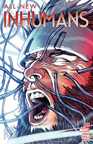 All-New Inhumans (2015-) #9